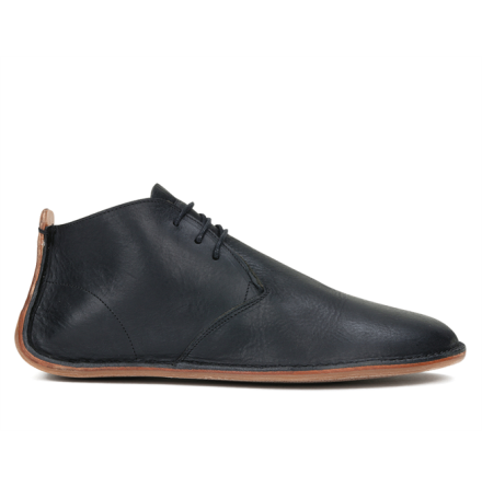 M's VivoBarefoot - Porto Rocker High - Black