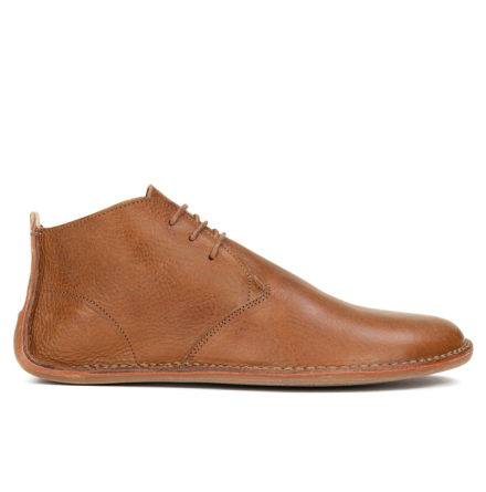M's VivoBarefoot - Porto Rocker High - Tan 42