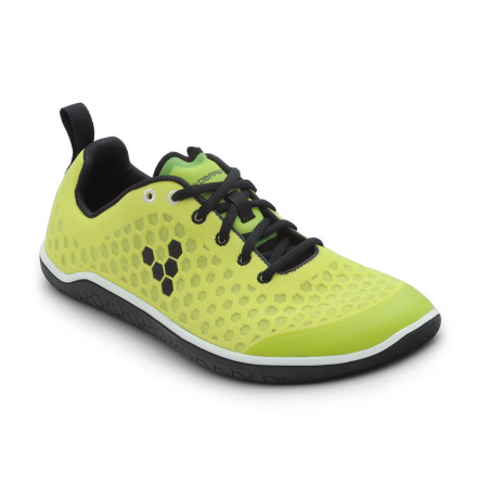 M's VivoBarefoot - Stealth M Lime