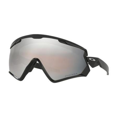 Oakley Windjacket 2.0 Matte Black - Prizm Black Iridium