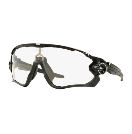 Oakley Jawbreaker Polished Black - Photochromic