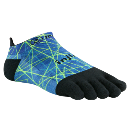Injinji - Spectrum Run Lightweight No-Show - Ocean