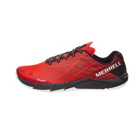 M's Merrell Bare Access Flex - High risk red