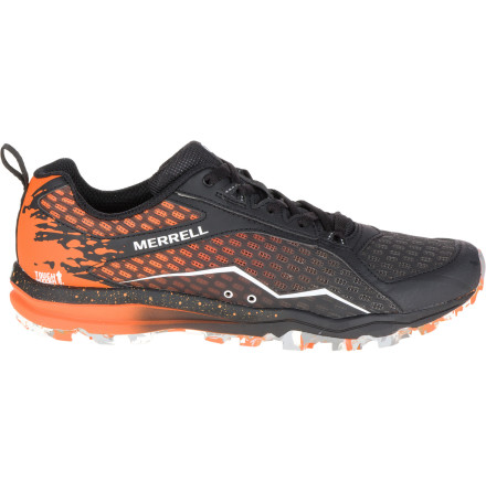 M's Merrell All Out Crush Tough Mudder - Orange