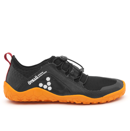 W's VivoBarefoot - Primus Trail Swimrun FG - Black/Orange