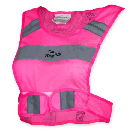 Manhattan running vest pink