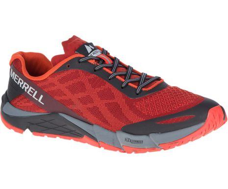 M's Merrell - Bare Access Flex E-Mesh - Spicy Orange
