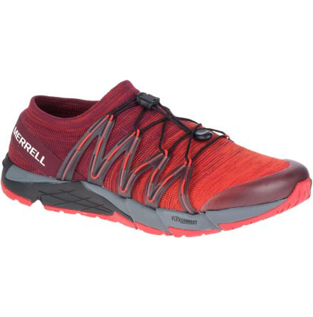 M's Merrell - Bare Access Flex Knit - Red