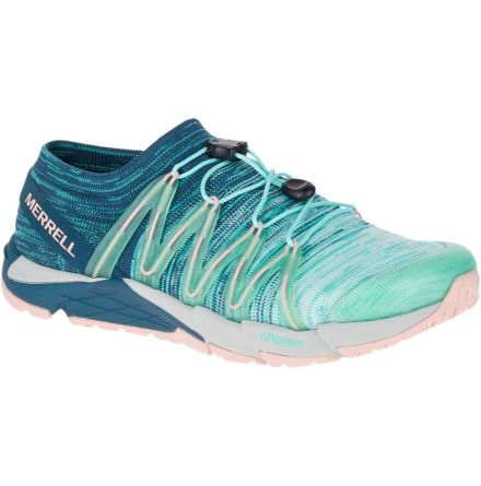 W's Merrell - Bare Access Flex Knit - Aqua