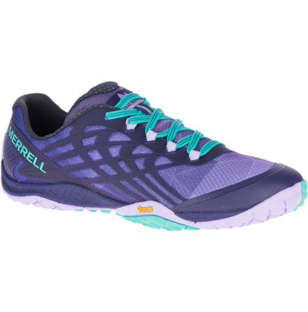 W's Merrell - Trail Glove 4  - Very Grape/Astral Aura